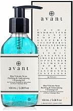 Kup Oczyszczający i przeciwutleniający żel do mycia twarzy - Avant Blue Volcanic Stone Purifying & Antioxydising Cleansing Gel