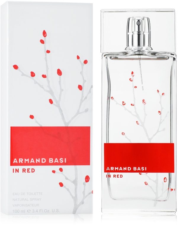 Armand Basi In Red - Woda toaletowa