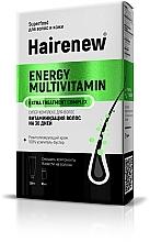 Kup Energetyzujący kompleks witaminowy do włosów - Hairenew Energy Multivitamin Extra Treatment Complex