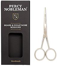 Kup Nożyczki do brody i wąsów - Percy Nobleman Beard & Moustache Scissors