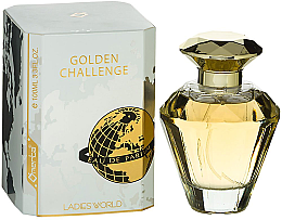 Kup Omerta Golden Challenge Ladies World - Woda perfumowana