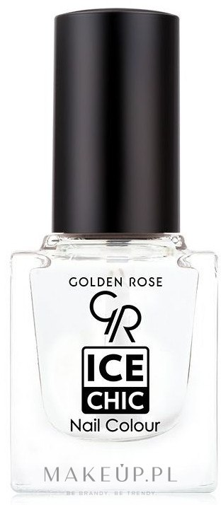 Lakier do paznokci - Golden Rose Ice Chic Nail Colour — фото 001