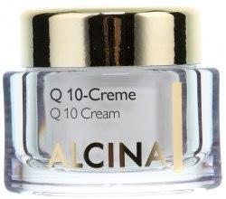 Krem do twarzy z koenzymem Q10 - Alcina Q 10 Facial Cream — фото N2