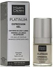 Kup Żel do skóry wokół oczu i ust - MartiDerm Platinum Expression Gel