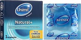 Kup Prezerwatywy 3 szt. - Unimil Natural