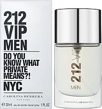 Kup Carolina Herrera 212 VIP Men - Woda toaletowa