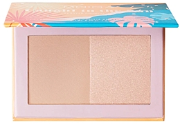 Kup Paletka bronzerów do twarzy - Moira Caught In The Sun Dual Bronzer Palette