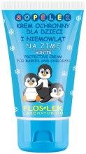 Kup Ochronny krem na zimę dla dzieci i niemowląt - Floslek Sopelek Protective Cream For Babies And Children