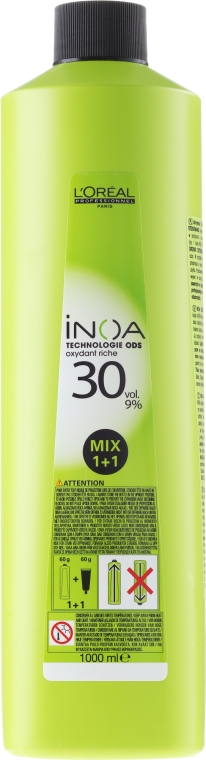 Oksydant 9% - L'Oreal Professionnel Inoa Oxydant 9%