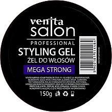 Kup Mocny żel do stylizacji włosów - Venita Salon Professional Styling Mega Strong
