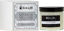 Kup Naturalna świeca sojowa Czekolada - Eco Life Candles