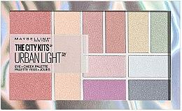 Kup Paleta do makijażu - Maybelline The City Kits Eye & Cheek Palette