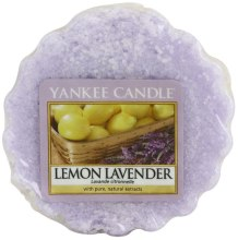 Kup Wosk zapachowy - Yankee Candle Lemon Lavender Tarts Wax Melts