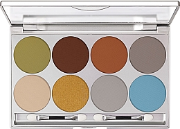 Kup Paleta cieni do powiek - Kryolan Dermacolor Light Eye Shadow Palette 8 Colors