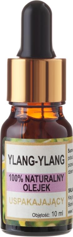 Naturalny uspokajający olejek ylang-ylang - Biomika — фото N1