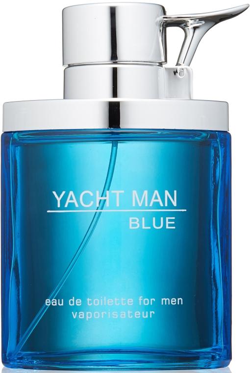 Myrurgia Yacht Man Blue - Woda toaletowa — фото N2