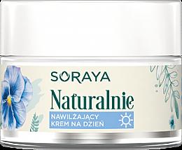 Kup Nawilżający krem do twarzy na dzień - Soraya Naturalnie