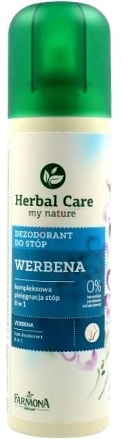 Dezodorant do stóp Werbena - Farmona Herbal Care — фото N1