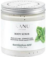 Kup Peeling do ciała Eukaliptus z miętą - Kanu Nature Eucalyptus With Mint Body Scrub