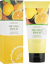 Kup Cytrynowa pianka detoksykacyjna - Lebelage Lemon Detox Cleansing Foam