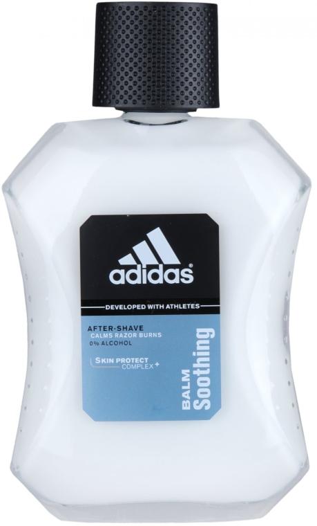 Łagodzący balsam po goleniu - Adidas Skincare After Shave Balm Soothing — фото N2