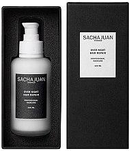 Kup Naprawczy krem do włosów na noc - Sachajuan Over Night Hair Repair