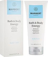 Kup Energetyczny balsam do ciała - Marbert Bath & Body Energy Invigorating Body Lotion