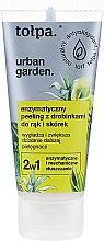 Kup Enzymatyczny peeling z drobinkami do rąk i skórek - Tołpa Urban Garden Enzymatic Peeling For Hands & Cuticles