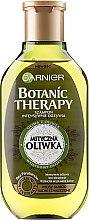 Kup Szampon do włosów bardzo suchych i zniszczonych - Garnier Botanic Therapy Olive