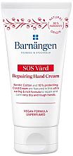 Kup Regenerujący krem do rąk - Barnangen SOS Vard Repairing Cream
