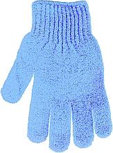 Kup Rękawiczka do kąpieli 30178, ciemnoniebieska - Top Choice