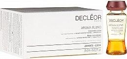 Kup Koncentrat z olejkami eterycznymi do nóg - Decléor Aroma Blend Body Concentrate With Essential Oils