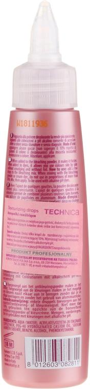 Krople teksturyzujące - Vitality's Technica Texturizing Drops — фото N2