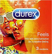 Kup Prezerwatywy, 3 szt. - Durex Feels
