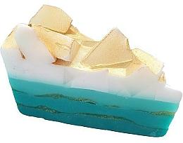 Kup Mydło glicerynowe - Bomb Cosmetics Golden Surf Soap Cake