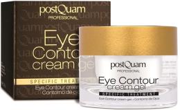Kup Krem do skóry wokół oczu - PostQuam Eye Contour Cream Gel