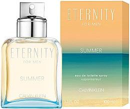 Calvin Klein Eternity Summer For Men 2019 - Woda toaletowa — фото N1