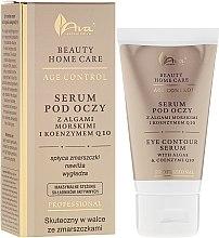 Kup Serum pod oczy z algami morskimi i koenzymem Q10 - AVA Laboratorium Professional Beauty Home Care Age Control