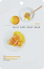 Kup Odmładzająca maska do twarzy z ekstraktem z miodu - Eunyul Daily Care Sheet Mask Honey