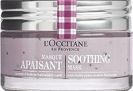 Kup Łagodząca maseczka do twarzy - L'Occitane Soothing Mask