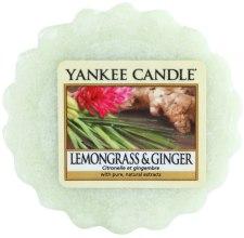 Kup Wosk zapachowy - Yankee Candle Lemongrass & Ginger Tarts Wax Melts