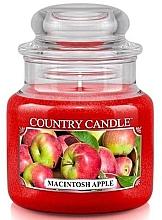 Kup Świeca zapachowa w słoiku - Country Candle Macintosh Apple