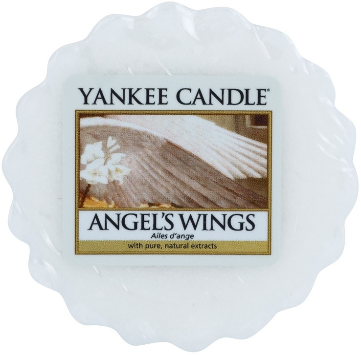 Wosk zapachowy - Yankee Candle Angel's Wings — фото N1