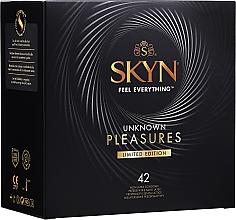 Kup Prezerwatywy, 42 szt. - Skyn Feel Everything Unknown Pleasures Limited Edition