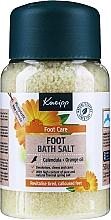 Kup Sól do kąpieli stóp Nagietek i olejek pomarańczowy - Kneipp Healthy Feet Foot Bath Crystals