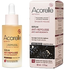 Kup Serum spowalniające wzrost włosów - Acorelle Anti Hair Regrowth Inhibitor Serum