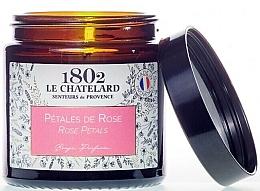 Kup Świeca zapachowa, Płatki róż - Le Chatelard 1802 Rose Petals Scented Candle