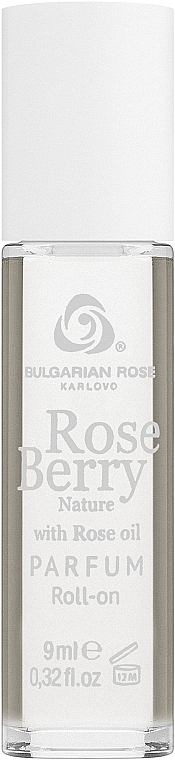 Bulgarian Rose Rose Berry - Perfumy roll-on