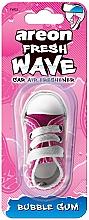 Kup Zapach do samochodu - Areon Fresh Wave Bubble Gum