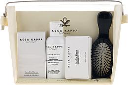 Kup PRZECENA! Zestaw - Acca Kappa (edp/30ml + b/lotion/100ml + soap/50g + hairbrush) *